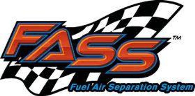 FASS HD Series Replacement Pump EM-1002 w/.750 gear