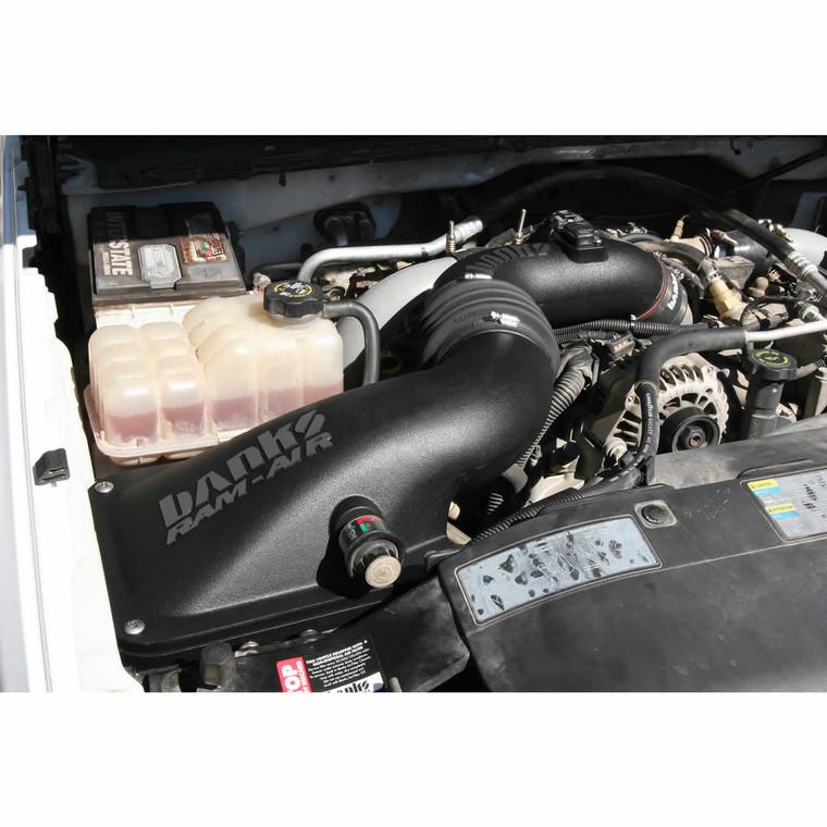 Banks Ram-Air Intake 2001-04 Chevy/GMC 6.6L LB7 - Dry Filter