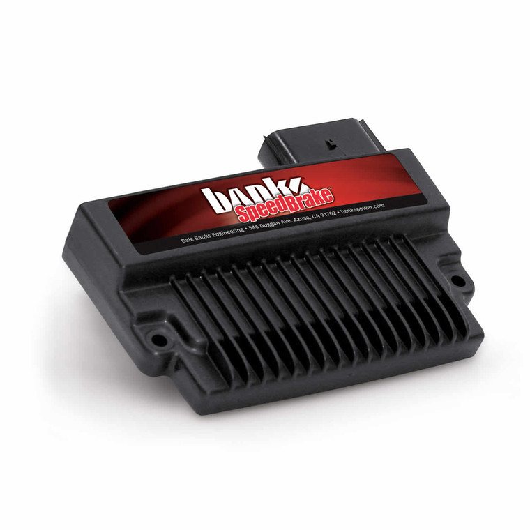 Banks Speedbrake 2004.5-05 Duramax 6.6L LLY (iDash Not Included)