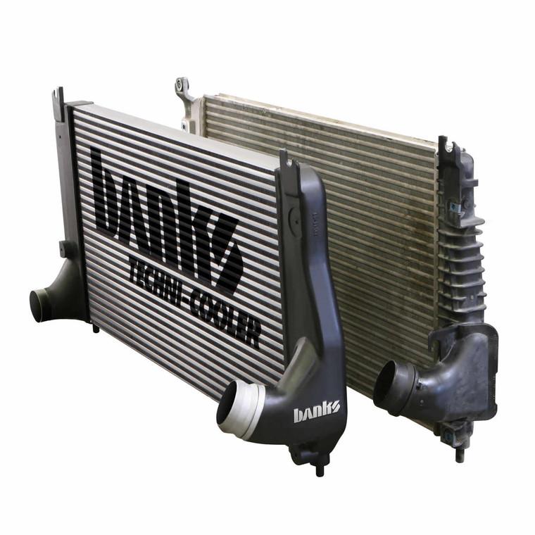Banks Techni-Cooler Intercooler System 06-10 Chevy/GMC 6.6L