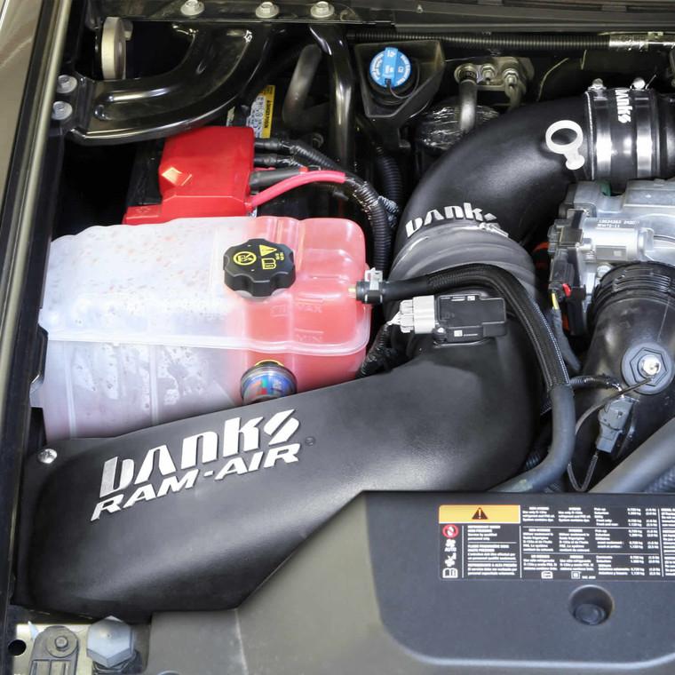 Banks Ram-Air Intake 2011-12 Chevy/GMC 6.6L LML - Oiled Filter