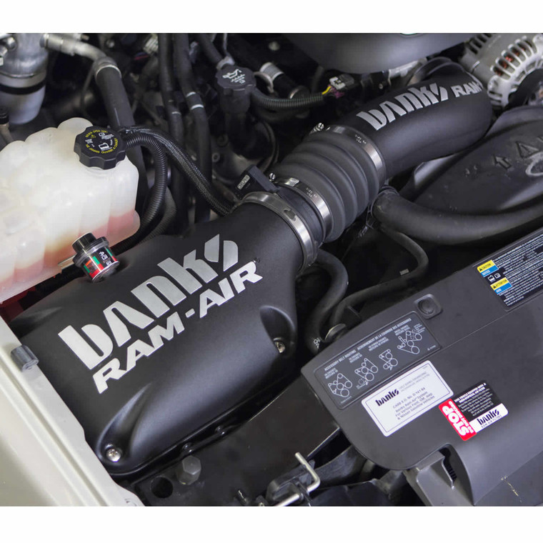 Banks Ram-Air Intake 99-08 Chevy/GMC 4.8-6.0L 1500 - Oiled Filter