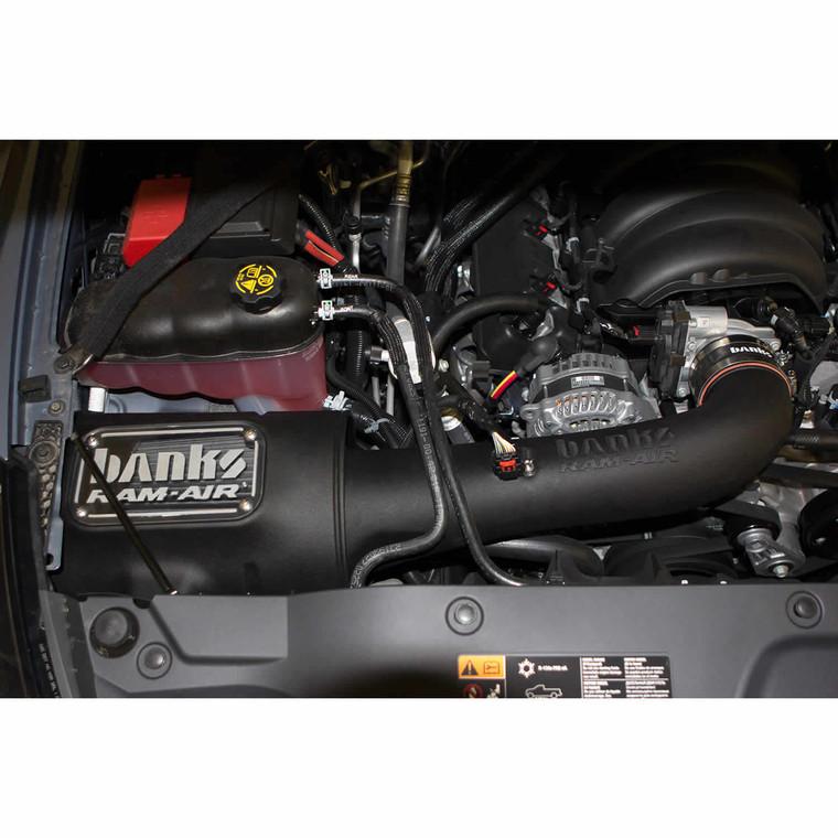 Banks Ram-Air Intake 2014-17 Chevy/GMC 1500 5.3L - Dry Filter