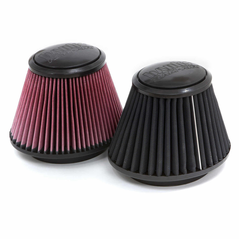 Banks Ram-Air Cold-Air Intake System Oiled Filter 11-14 Ford F-150 5.0L