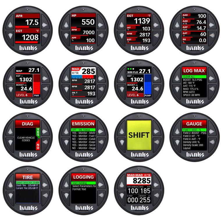 Banks iDash 1.8 Super Gauge for Derringer Tuner