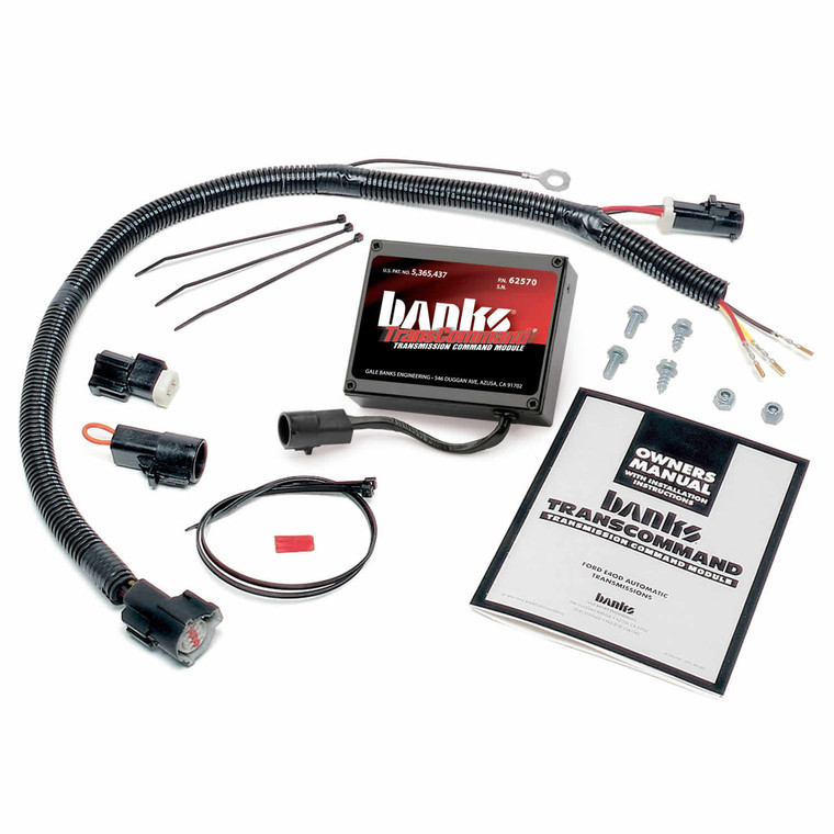 Banks Transcommand 99-03 Ford 4R100 Auto Trans Management Computer