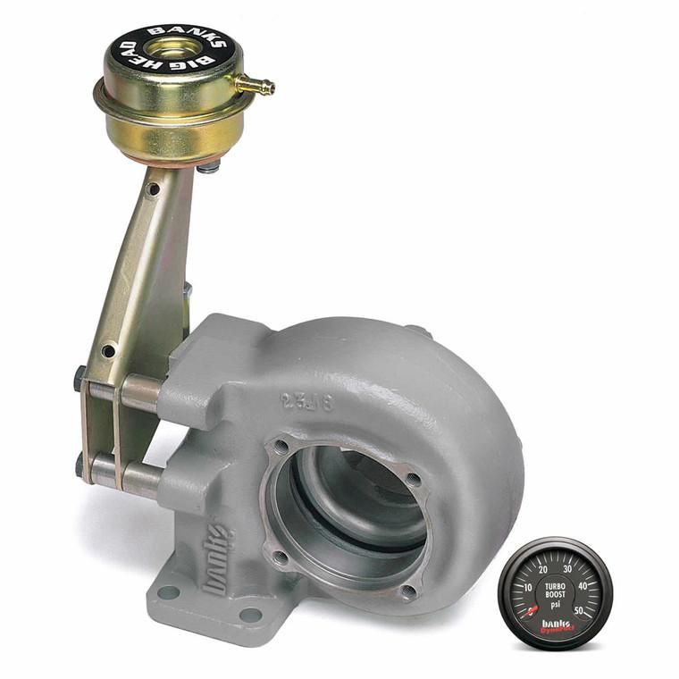 Banks Quick-Turbo System 94-02 Dodge Cummins 5.9L w/Boost Gauge