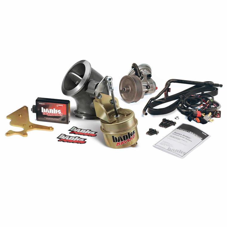 Banks Brake 2004 Dodge 5.9L w/CBC Smartlock Brake Controller - Auto Trans (325hp engines w/ TPS)
