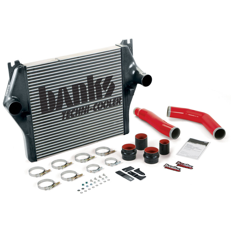 Banks Techni-Cooler 2007-08 Dodge 6.7L Intercooler w/ Boost Tubes