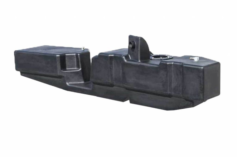 Titan XXL Mid-Ship Fuel Tank 2001-2010 GM 2500 & 3500 Crew Cab Short Bed
