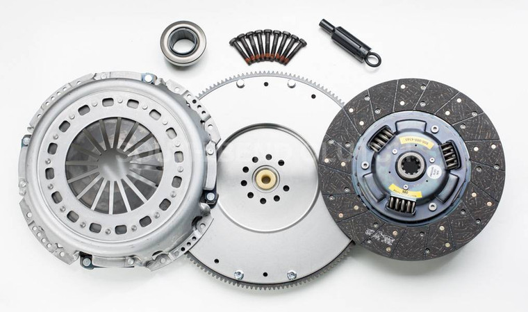South Bend Clutch Ford Clutch Kit With Solid Mass Flywheel 5SP