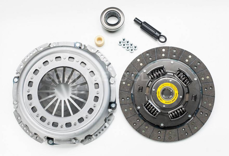 South Bend Clutch Kit Stock Replacement w/o Flywheel Ford IDI & Powerstroke 87-03