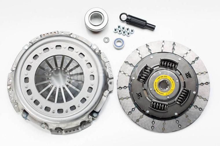 "South Bend Clutch 13"" Single Disc Kit w/o Flywheel Dodge Cummins 88-03 5-Speed & 99-00.5 6-Speed w/o HO Engine 550HP & 1100TQ"