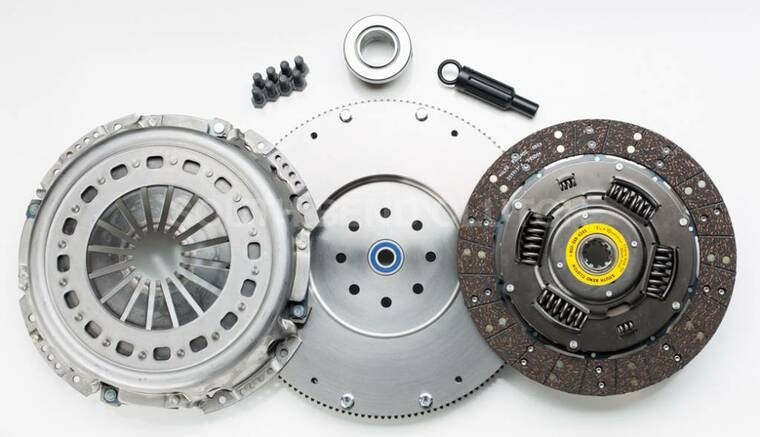"South Bend Clutch 13"" Single Disc Kit 88-03 5-Speed & 99-00.5 6-Speed w/o HO Engine 450HP &900TQ"