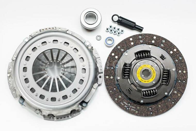 "South Bend Clutch 13"" Single Disc Kit w/o Flywheel Dodge Cummins 88-03 5-Speed & 99-00.5 6-Speed w/o HO Engine 450HP & 900TQ"