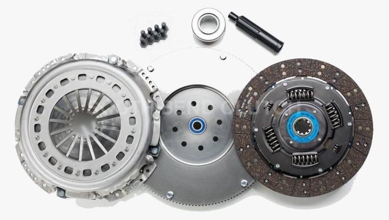 "South Bend Clutch 13"" Single Disc Kit Dodge Cummins 2000.5-05.5 w/ HO Engine 375HP & 800TQ"