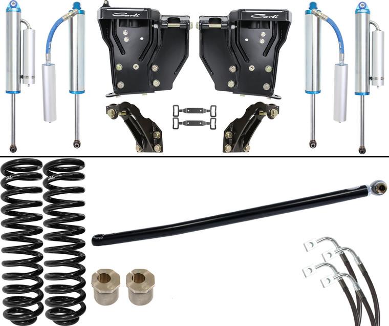 "Carli 2.5"" Dominator 05-16 Ford F250/350 6.7L Leveling Kit, BASE"