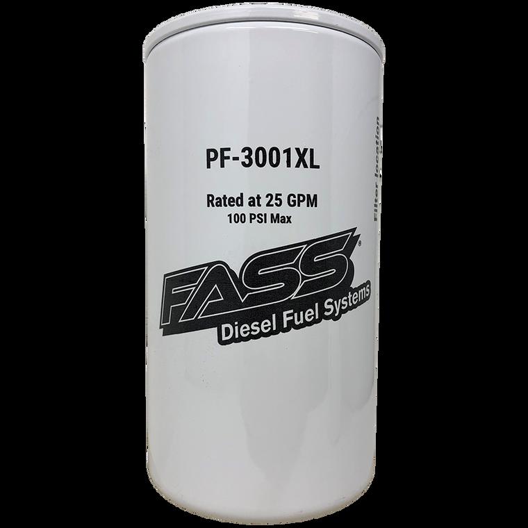 FASS  PF-3001XL EXTENDED LENGTH PARTICULATE FILTER