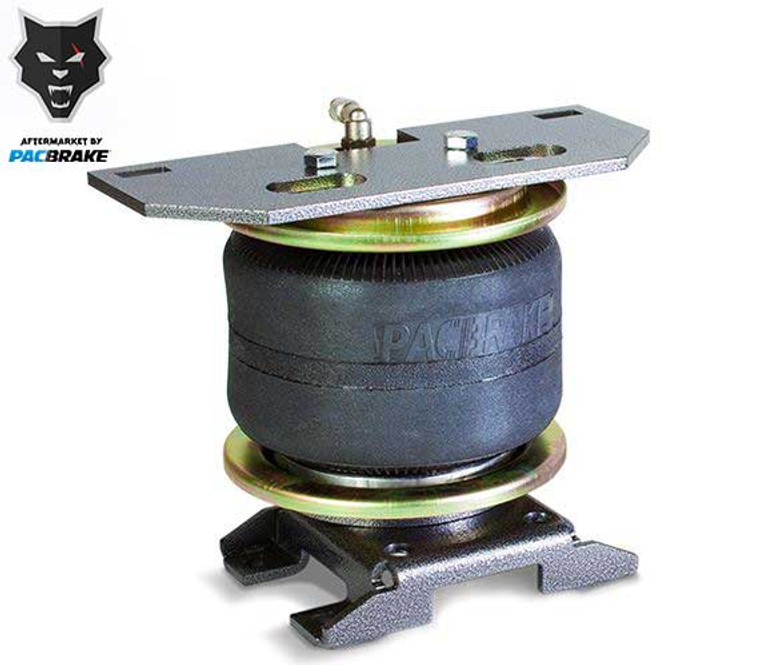 Pacbrake Heavy Duty Rear Air Suspension Kit For 88-98 Silverado/Sierra K/C 1500/2500 99-00 Silverado/Sierra 2500 88-00 Silverado/Sierra K/C 3500 Pacbrake