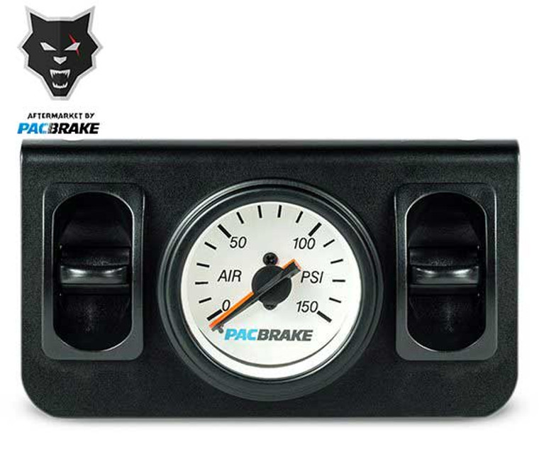 Pacbrake Paddle Valve In Cab Control Kit Dash Switches For Independent Activation Pacbrake