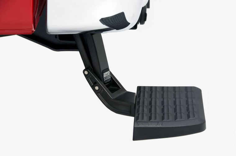 AMP Research BedStep - Black, 2015-2020 Ford F-150