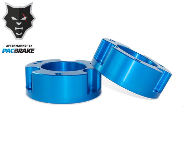 Pacbrake Ranger 2.5 Inch Leveling Kit for 19-Up Ford Ranger 32 Inch Tire Pacbrake