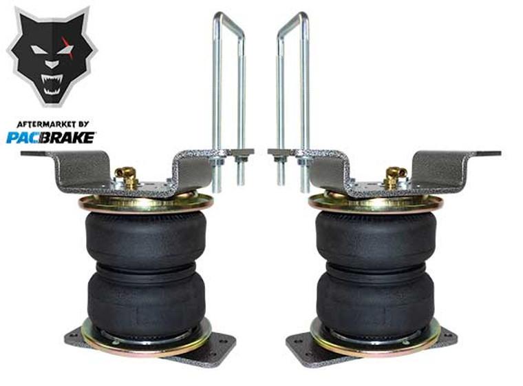 Pacbrake Rear Air Suspension Kit For 19-21 Silverado/Sierra 1500 Pacbrake