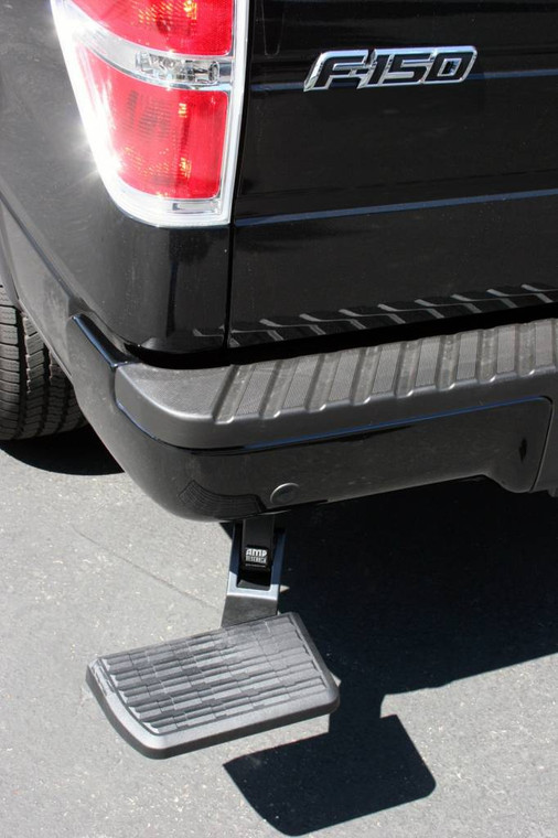 AMP Research BedStep - Black, Ford F-150 & RAM