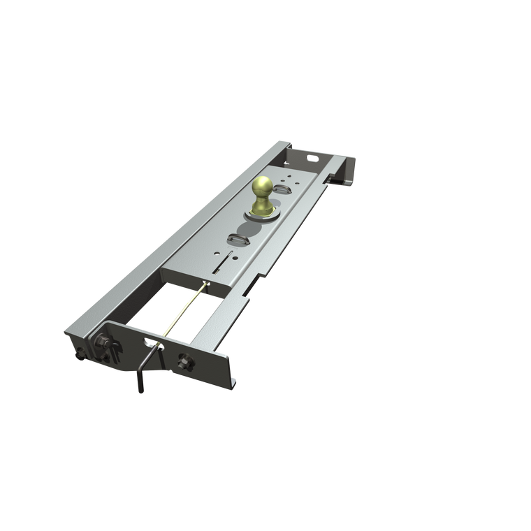 B&W Turnoverball Gooseneck Hitch 2004-2014 Ford F150 Trucks - Excludes 2004 F150 Heritage Edition