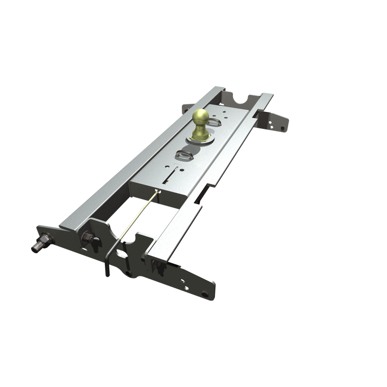 B&W Turnoverball Gooseneck Hitch 1997-2003 Ford F150 without Air Bag Overloads & Light Duty F250 Trucks, & 2004 F150 Heritage Edition