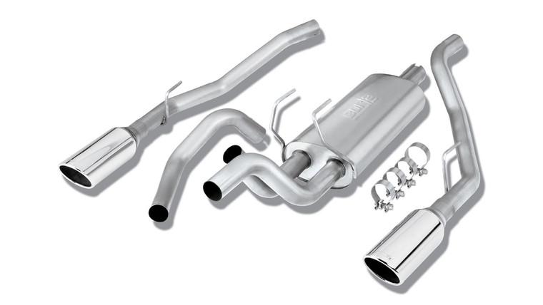 Borla Cat-Back Exhaust 2009-2018 Ram 1500/ 2019-2020 Ram Classic 1500 ONLY 5.7L V8, S-Type Series -140307
