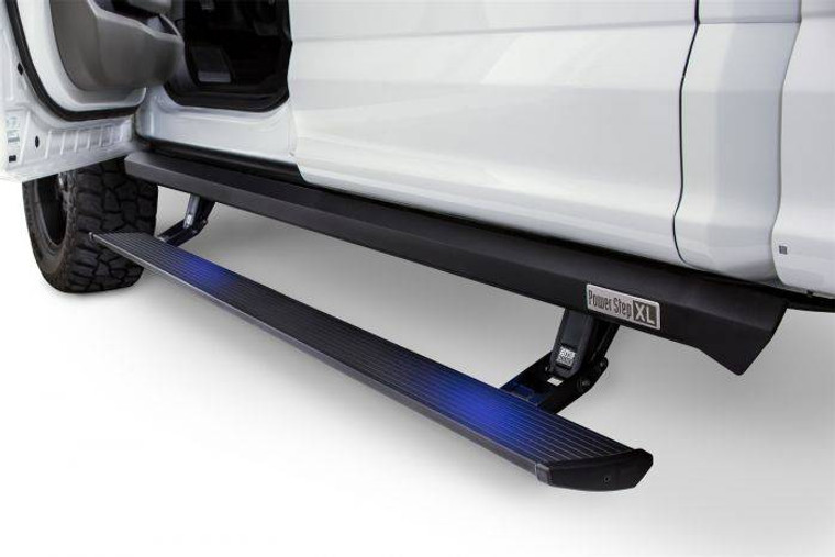 AMP Research PowerStep XL - Black, 2007-2017 Toyota Tundra  Extended Crew Cab Pickup