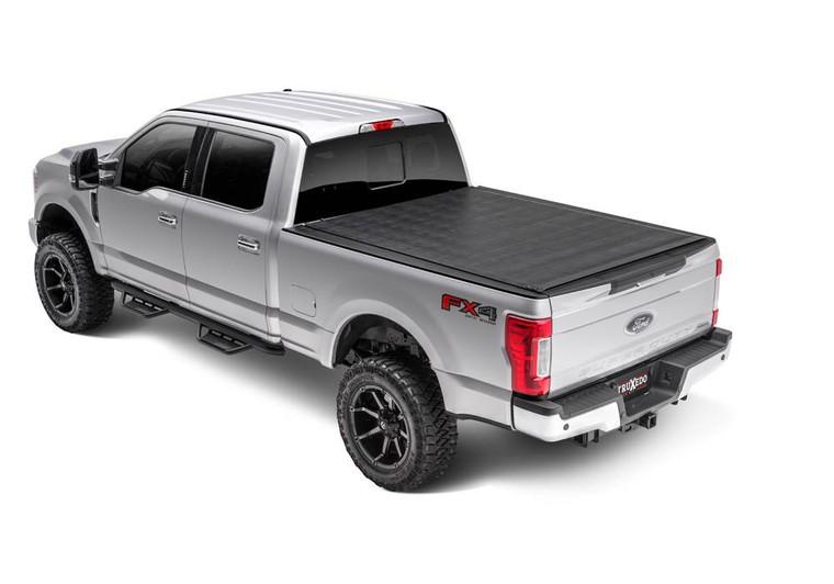 """TruXedo Sentry 07-13 GMC Sierra & Chevrolet Silverado 1500 5'8"""" Bed"""