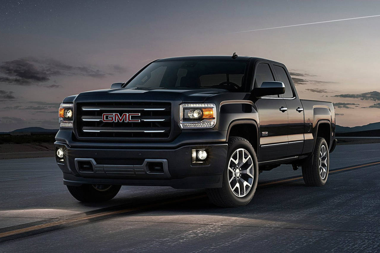 GMC Performance Parts