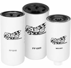 FASS HD Replacement 3 Micron Fuel Filter #FF-1003