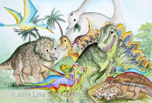 dinosaur  15