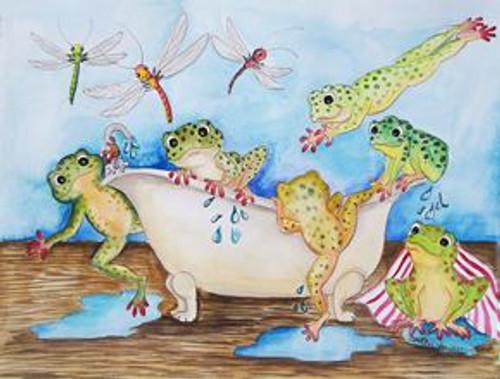 frog tub