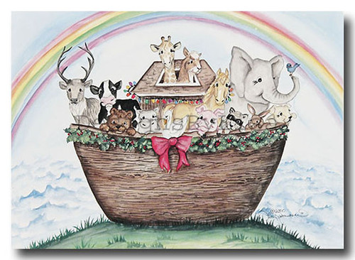 Christmas ark    about 500 in stock
