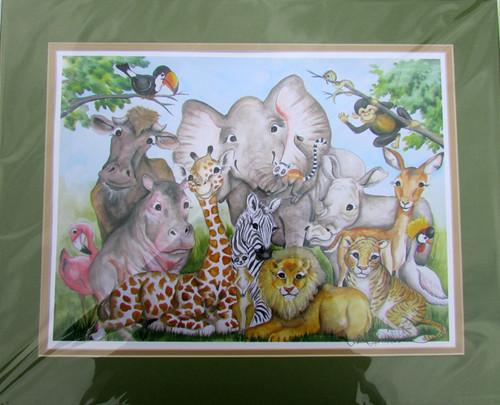 zoo group 15