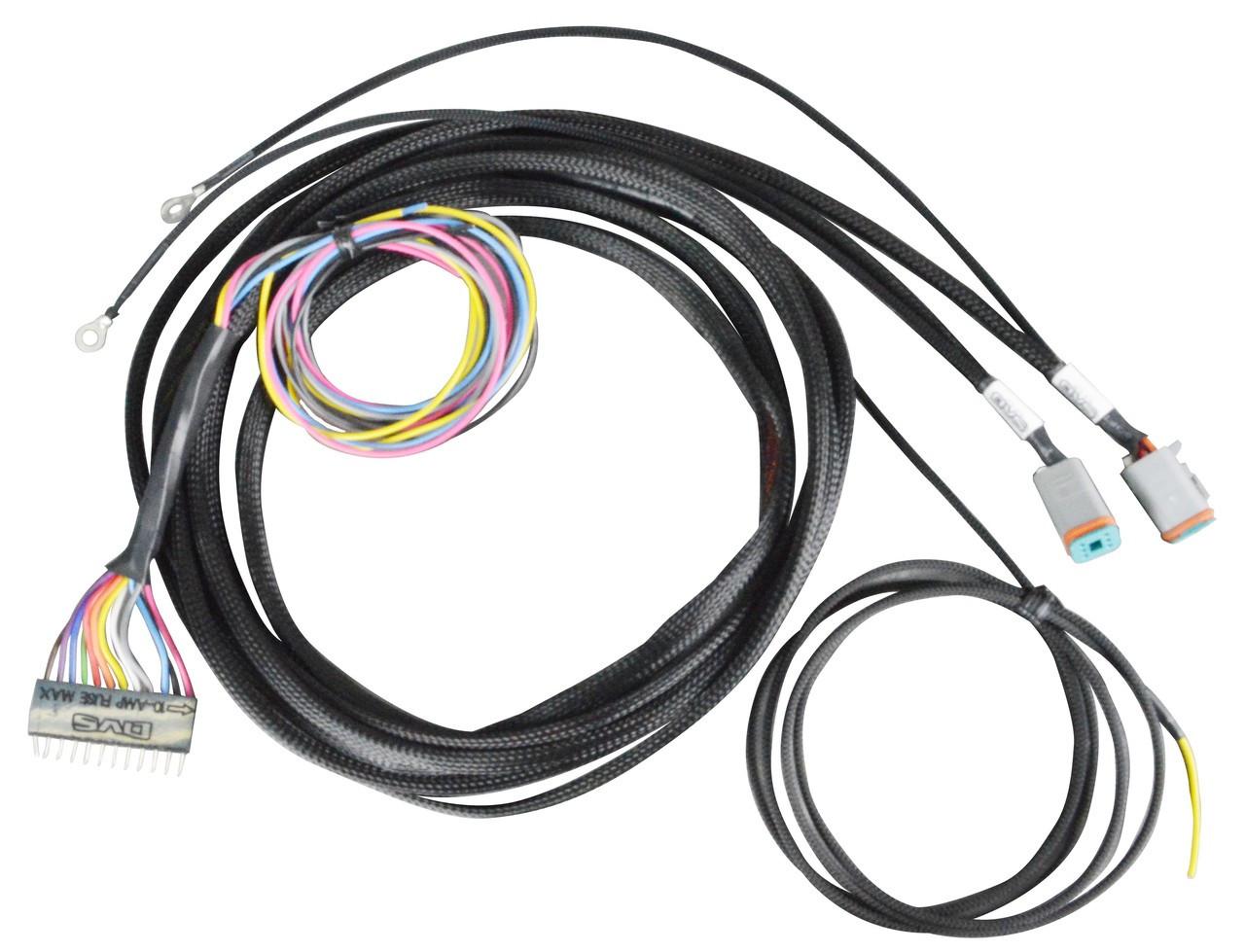 avs valve wiring harness 12\u0027, 17\u0027, 22\u0027 accuair endo vt tank to avs 9 switch box Wire Harness Plugs