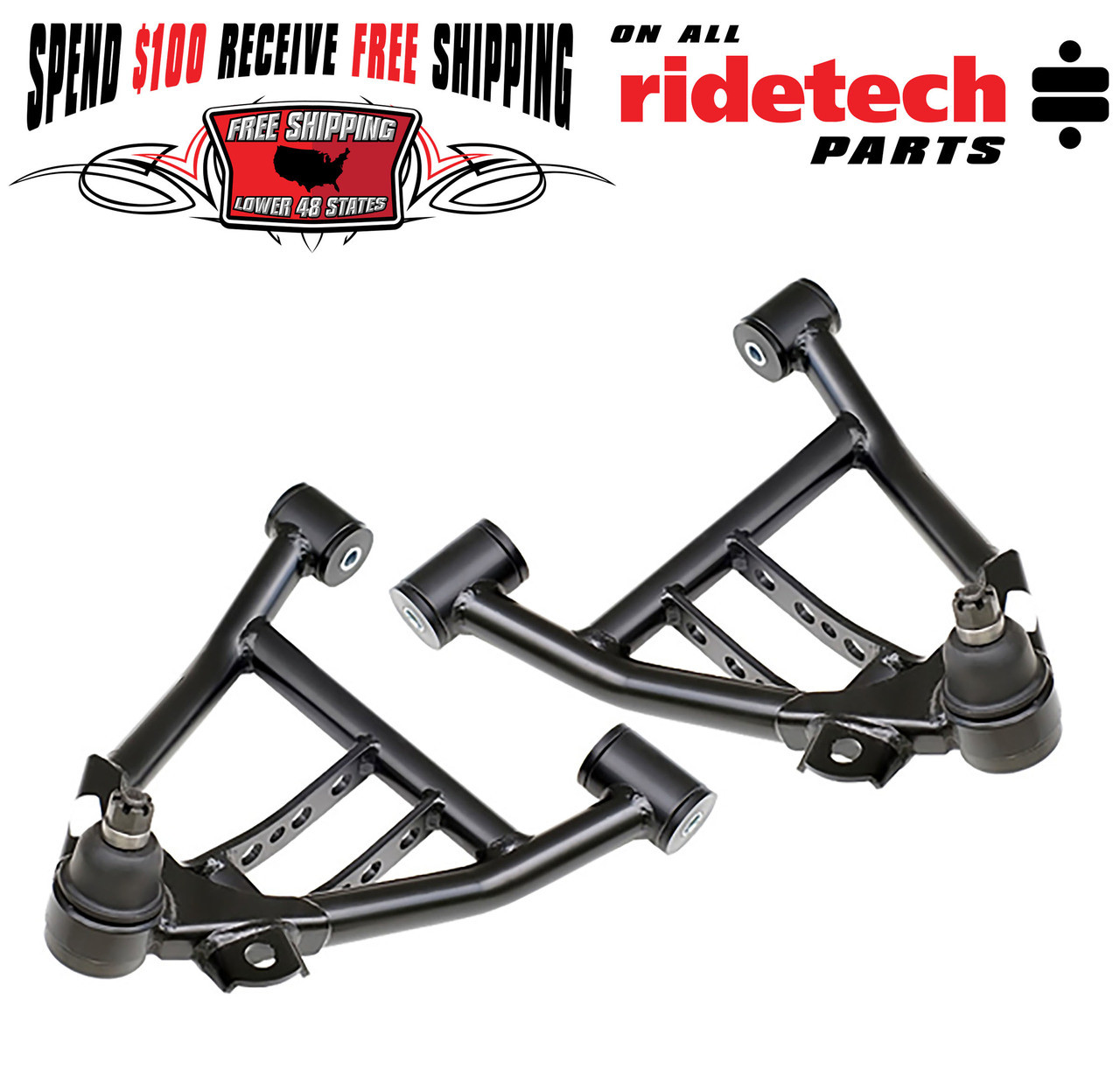1982-2003 CHEVY S10 - STRONGARMS FRONT LOWER