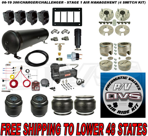 AVS | Air Bags | Custom | Truck Lift Kits | Lowering | Air Ride