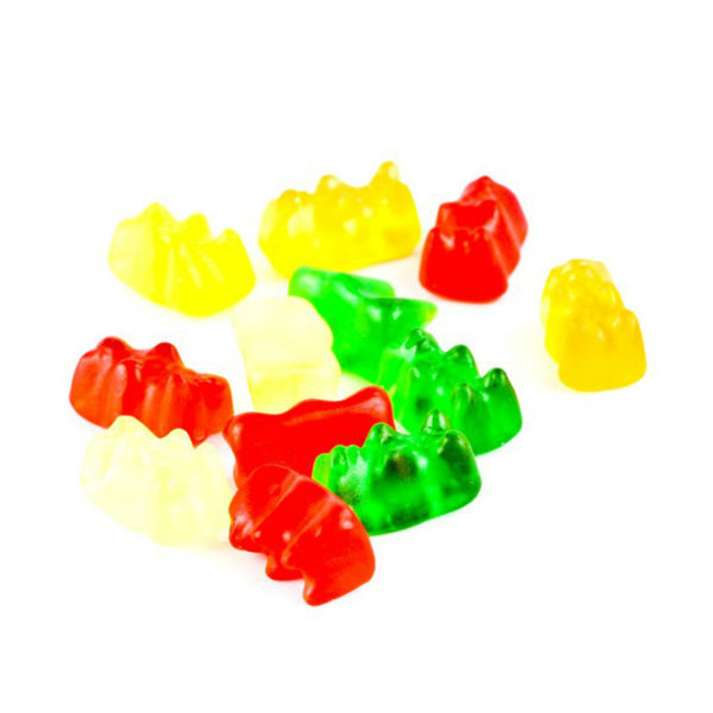 austiNuts Sugar Free Gummi Bears are a delicious, fruity, chewy, guilt free pleasure!    Price per 1lb.