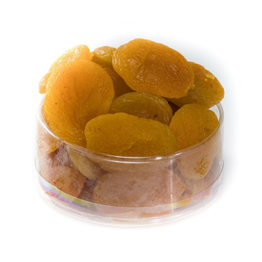 austiNuts Turkish Apricots provide you with Calcium, Iron, Vitamins A and C. They are a great to eat alone or cut up and put into salads or trail mixes.   Contains: Dried Turkish Apricots, Sulfur Dioxide (added to retain color)  Allergy Information: This product is manufactured in a facility that processes peanuts and nuts.