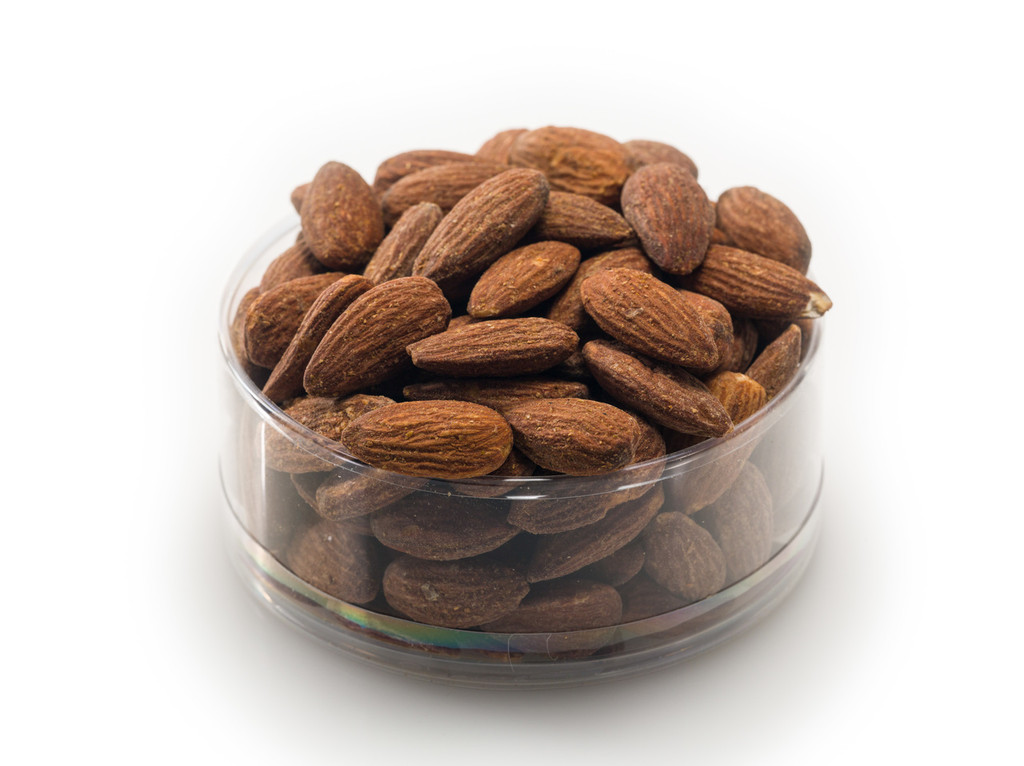 Habanero Almonds