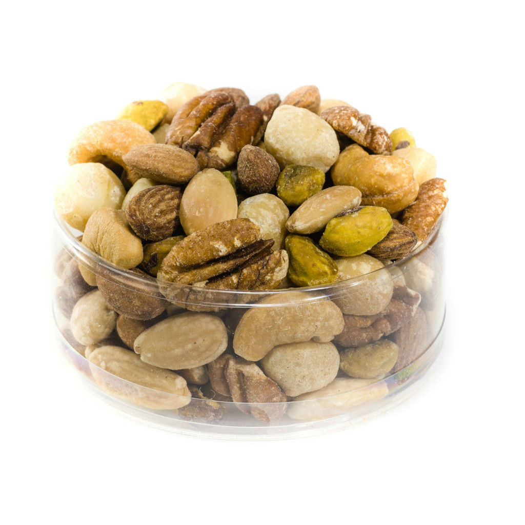 Salted Deluxe Nut Mix