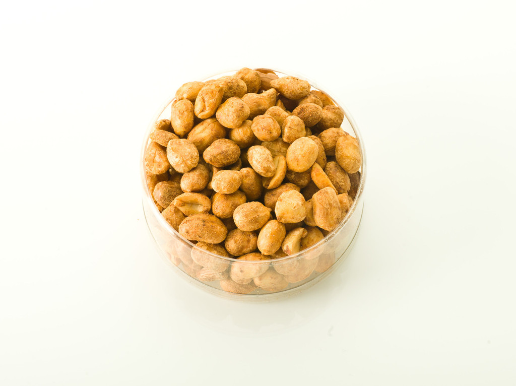 Turmeric Peanuts