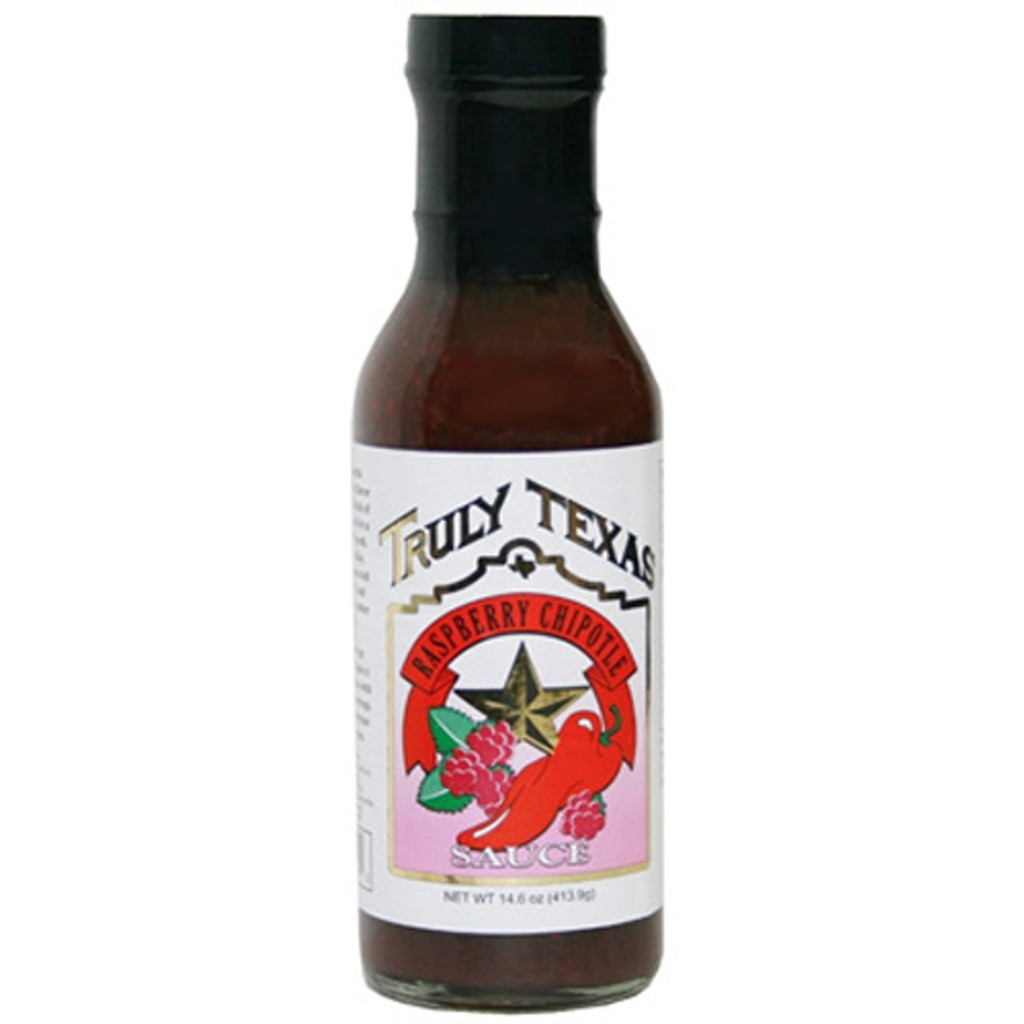 Truly Texas® Sauce - Raspberry Chipotle