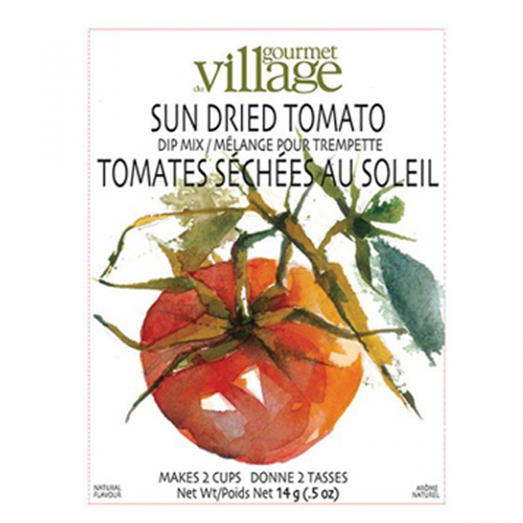 Gourmet Du Village Sun Dried Tomato