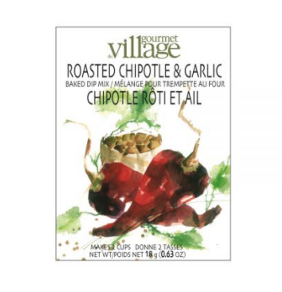 Gourmet Du Village Chipotle Garlic